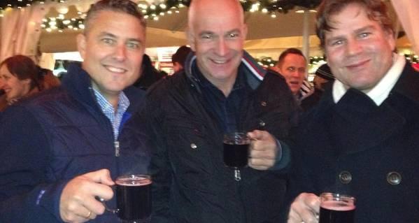 Wat doen drie Hitma-engineers op de kerstmarkt in Mannheim?